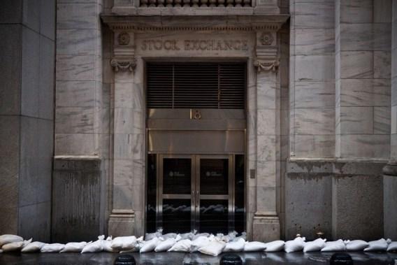 Wall Street mogelijk ook dinsdag dicht