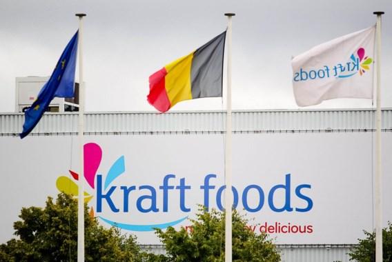 66 jobs bedreigd bij Kraft in Namen