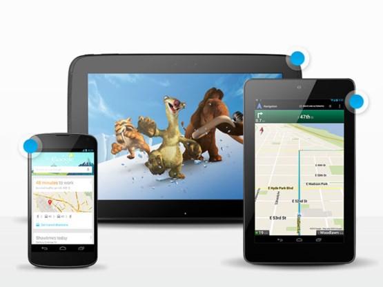 Nexus 4 en Nexus 10 meteen uitverkocht