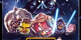 Angry Birds vechten Star Wars uit