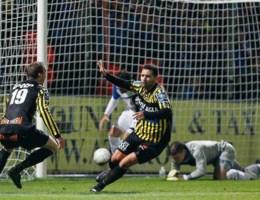 Bekijk alle goals uit Lierse - Club Brugge