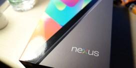 Asus verkoopt miljoen Nexus 7-tablets per maand