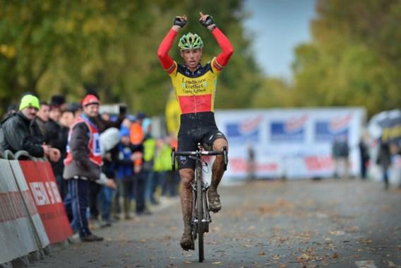 Sven Nys: 'Ik heb mijn Ronde van Vlaanderen gewonnen'