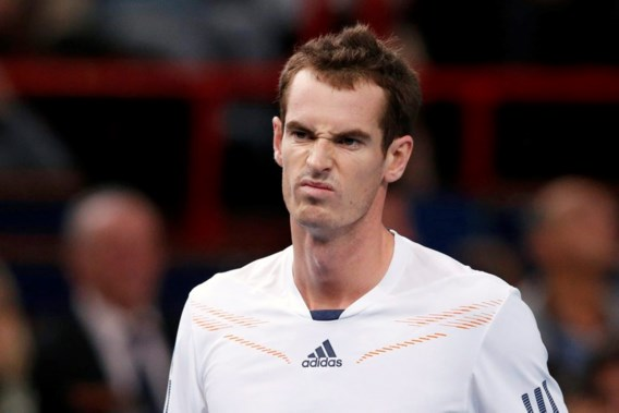 Ook Andy Murray al uitgeschakeld in Parijs