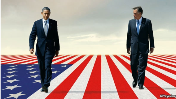 Washington Post, NY Times en The Economist staan achter Obama