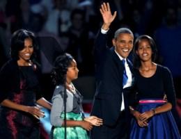 VIDEO. Herbekijk de overwinningsspeech van Barack Obama
