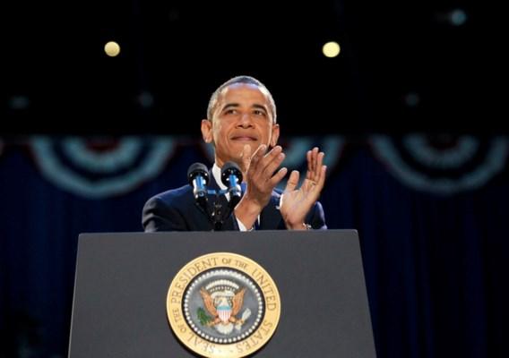 Obama: 'Het beste moet nog komen'