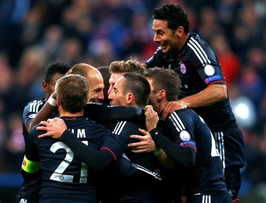 Bayern München was nog nooit zo rijk