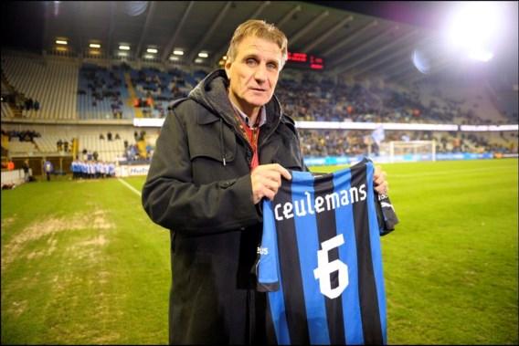Club Brugge sluit Jan Ceulemans opnieuw in de armen