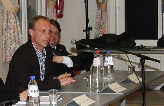 Kris Janssens: ontgoocheling  nog niet verwerkt bij Open VLD Merksem