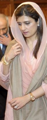 Met de 34-jarige Hina Rabbani Khar heeft het Pakistaanse buitenlandbeleid een nieuw gezicht en een nieuwe aanpak gekregen.