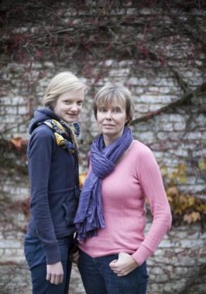 Liesel en Isabelle: 'In het hoger onderwijs staan ze verder.'