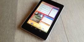 Asus Nexus 7: kleine snelheidsduivel