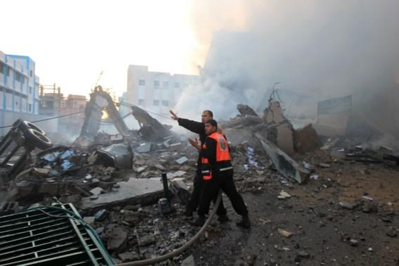 Israëlisch leger voert opnieuw bombardementen uit in Gaza