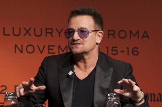 Zanger Bono (U2) wil samen met Vaticaan armoede aanpakken