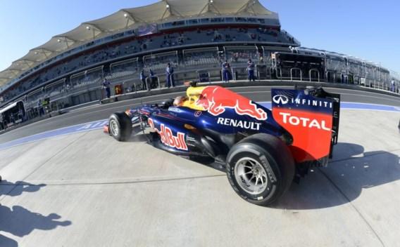 Vettel snelste in eerste vrije oefenritten in de VS