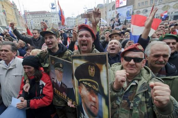 Vonnis Kroatische generaals in beroep ongedaan gemaakt