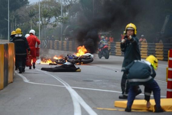 Tweede dode op twee dagen tijd op circuit van Macau