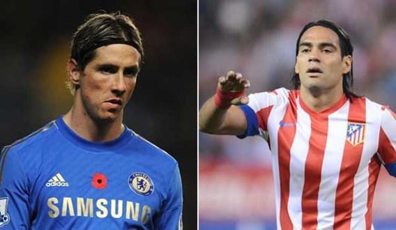 Superdeal in de maak: Torres in ruil voor Falcao?