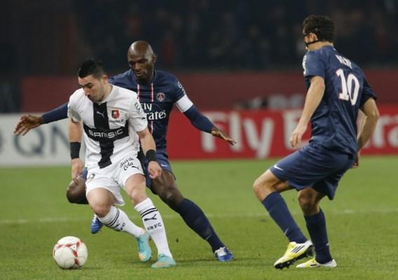 LIGUE 1. PSG verliest zonder Ibrahimovic tegen 9 man