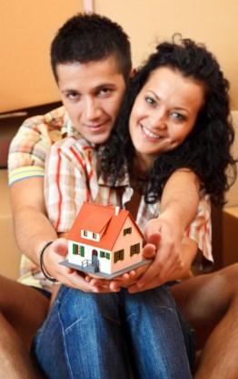 De meeste jongeren moeten er niet aan denken om zonder de steun van thuis een huis te kopen.