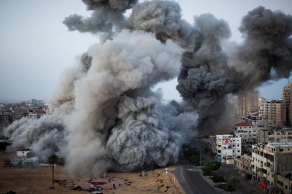Israël bereid tot wapenstilstand 'als Palestijnen stoppen met schieten'