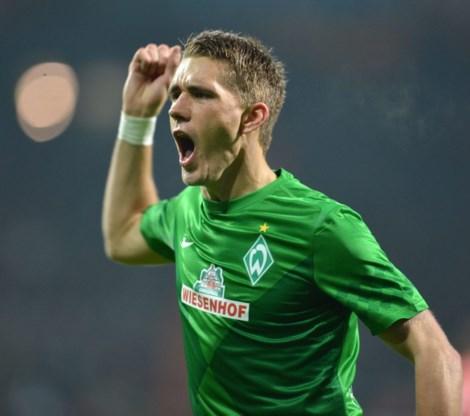 Kevin De Bruyne bezorgt Werder Bremen zege tegen Düsseldorf