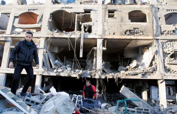 Dodentol loopt op in Gaza