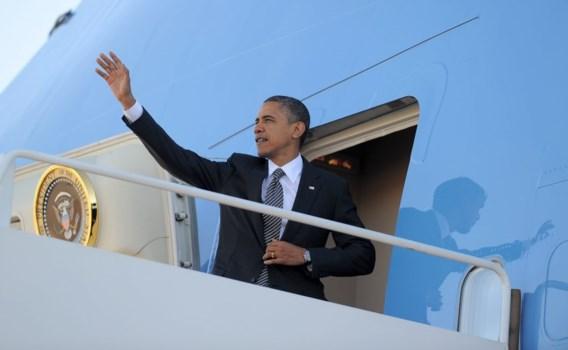 Obama start in Thailand eerste buitenlandse reis sinds herverkiezing
