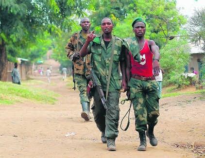M23 is lang niet de eerste rebellenbeweging die steun krijgt van Rwanda.
