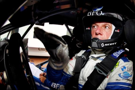 Freddy Loix uitgeschakeld in Rallye du Var