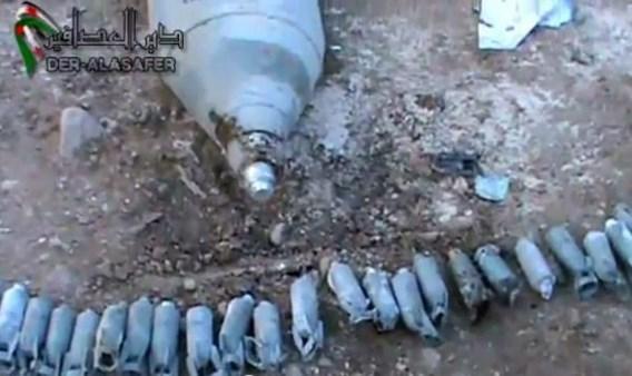 Kinderen gedood bij bombardement in Syrië