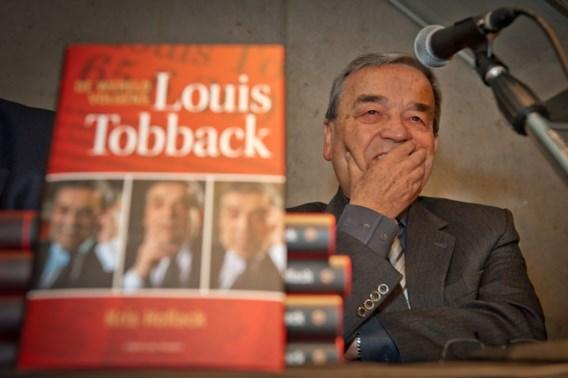 Tobback neemt geen blad voor de mond in biografie