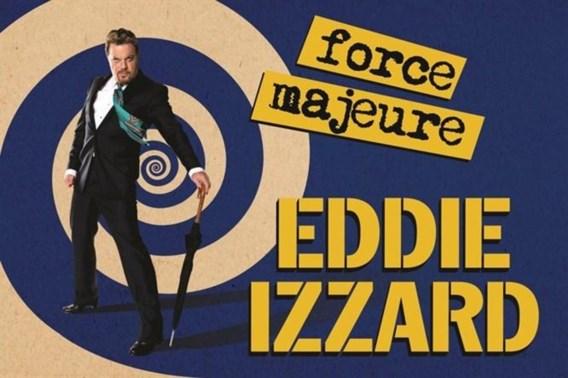 Eddie Izzard goes Sportpaleis