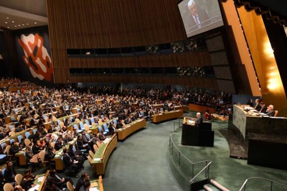Algemene Vergadering VN keurt statusverhoging Palestina goed