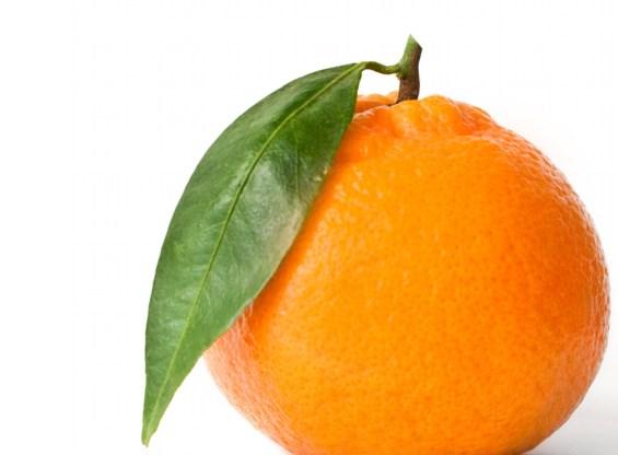 Sinaasappel.