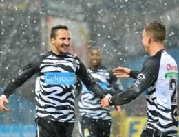 Bekijk de doelpunten uit Charleroi-Kortrijk