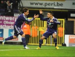 Bekijk de omstreden doelpunten uit Anderlecht-Cercle Brugge