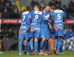 Alle goals uit Lokeren-Genk (3-4)