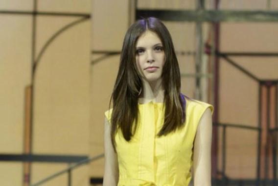 15-jarig Vlaams model finaliste bij internationale modellenwedstrijd