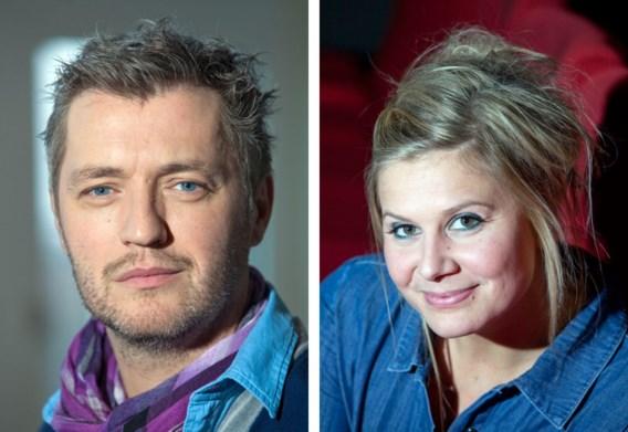 Kürt Rogiers en Nathalie Meskens grote winnaars Story Awards