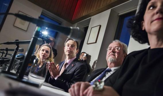 Bart De Wever: 'Als men wil slagen en als er enige ideologische congruentie is tussen de partners, is een compromis mogelijk.'
