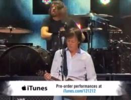 Paul McCartney doet Kurt Cobain herleven
