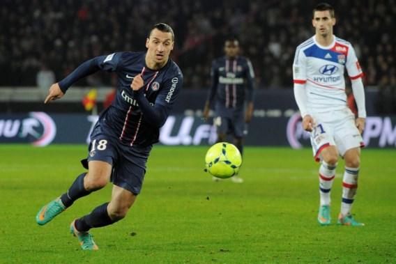 LIGUE 1. Ibrahimovic zet PSG op weg naar koppositie