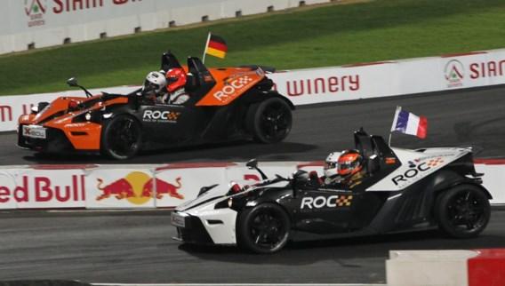 Romain Grosjean wint individuele Race of Champions