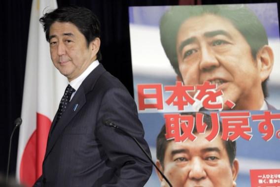 Winnaar Japanse verkiezingen belooft fors buitenlands beleid