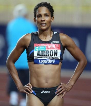 Sprintster Christine Arron beëindigt carrière