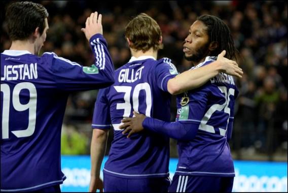 Anderlecht bibbert tegen Leuven naar de drie punten