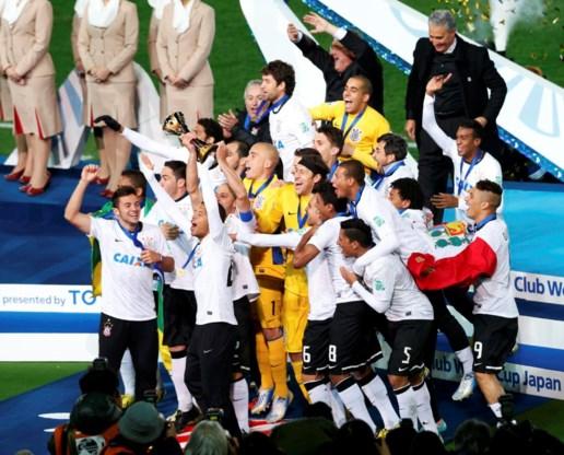 Corinthians is wereldkampioen na 1-0 zege tegen Chelsea