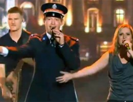 Leger des Heils verdedigt Zwitserland op Eurovisiesongfestival